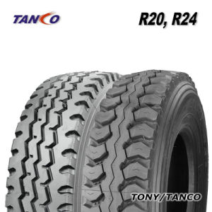Triangle Brand All Steel Radial Truck Tyres (R20, R24) pictures & photos