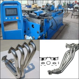 With Mandrel Hydraulic NC Pipe Bending Machine (GM-SB-76NCBA) pictures & photos