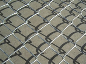 Low Carbon Steel Chain Link Fence From Anping Dongjian