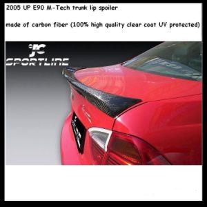 BMW E90 M-Tech Carbon Fiber Rear Trunk Spoiler