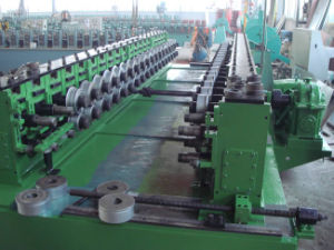 Door Panel Roll Forming Machine pictures & photos