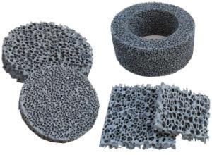 Silicon Carbide Foam Filter (CFS)
