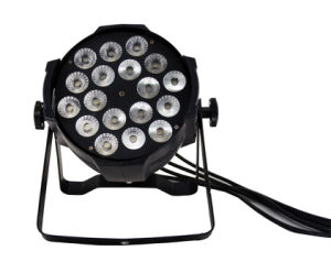 18PCS PAR LED for Stage Disco DJ (HL-029) pictures & photos