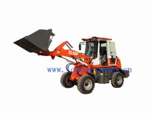Front Loader Zl15f with CE/EPA Certificate
