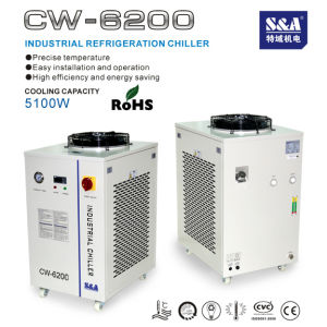 1000W Fiber Laser Marking Machine Chiller (CW-6200AN)