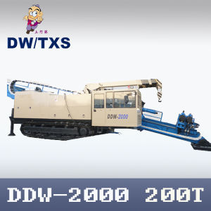 Horizontal Directional Drilling Machine (DDW-2000) pictures & photos