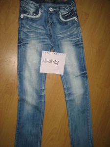Ladies Denim Jeans (A6-08-631)