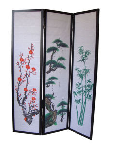 Wooden Screen (SJ-8124)