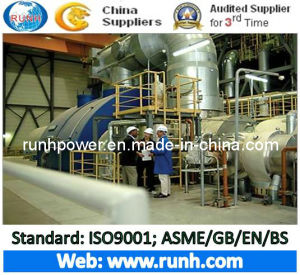 Power Plant Steam Turbine pictures & photos