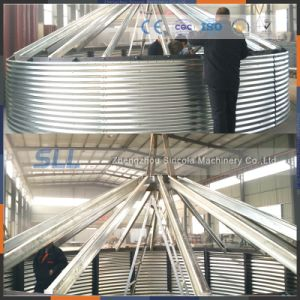 Cone/Hopper Bottom Grain Steel Silos with Cheap Price for Selling pictures & photos