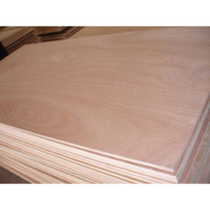 Okoume Bb/CC-Commercial Plywood
