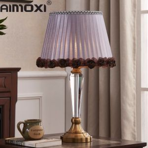 Table Lamp/Hotel Decorative Modern Home Lighting Crystal Table Lamp Light