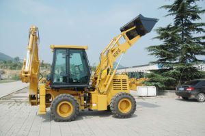 Small Front End Loader and Backhoe pictures & photos