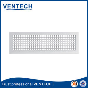Removable Core and Fixed Blade Air Register Grille for HVAC System pictures & photos