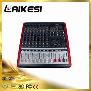PMR Audio Mixer Box 8 Channels 600W Console pictures & photos