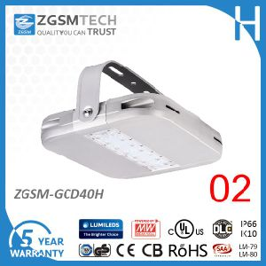 40W LED Low Bay Light with Motion Sensor IP66 pictures & photos