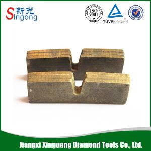 Diamond Saw Blade Granite Segment Manfacturing pictures & photos