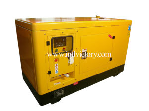20kVA~100kVA Silent Cummins Generator Set pictures & photos