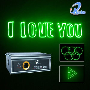300mw Green Animation Laser Show System (OBAMA-300GREEN)