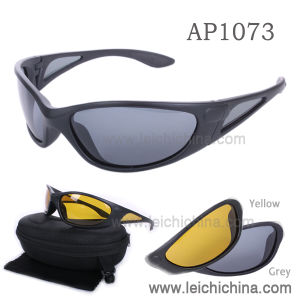 Stock Available Sporting Fishing Polarized Sunglasses pictures & photos