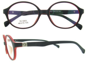 China Wholesale Tr90 Eyeglass Frames Eyewear Tr90 Kids Optical Frames pictures & photos