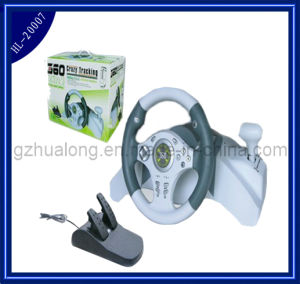 Steering Wheel for xBox 360/Game Accessory