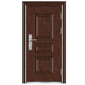 Steel Security Door (KD-S202)