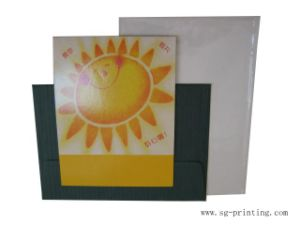 Paper Greeting Card (SG-PC04)