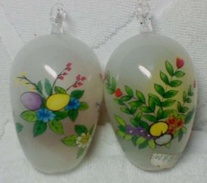 Glass Easter Crafts (SD03)