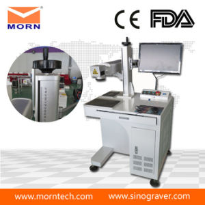 Ce FDA Fiber Laser Marking Engraving Machine for Metallic pictures & photos