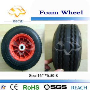 Big PU Foam Wheel with Good Quality (6.50-8)