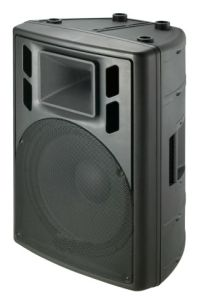 "12""/15"" PA Speaker Box/Plastic Speaker Cabinet pictures & photos"