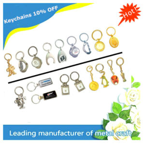 10% off Unique Design Metal Keychain