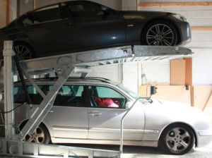 Auto Parking Lift (DEP606) pictures & photos