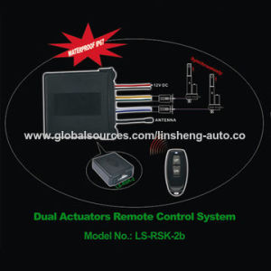 Remote Control System for 2 Linear Actuators in Parallel pictures & photos