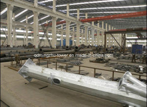 Power Distribution Transmission Steel Tower