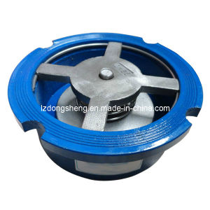 Cast Iron Single Disk Wafer Lift Check Valve pictures & photos