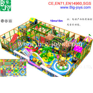 New Design Amusement Indoor Soft Play Area for Sale (BJ-AT94) pictures & photos