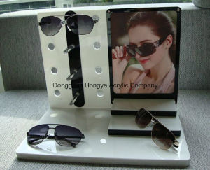 Design and Manufacture Point of Sale Acrylic Glasses Display