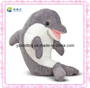Cute Soft Whale Plush Marine Animals Toy pictures & photos