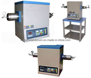 High Temperature Tube Furnace for Heating Treatment Tube-1200 pictures & photos