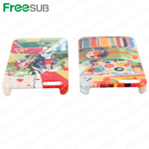 3D Silicon Glossy Sublimation Cell Phone Cases for iPhone 5 pictures & photos