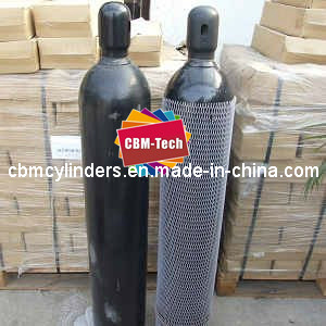 Seamless Steel Gas Cylinders 40 Liter with Cylinder Caps pictures & photos