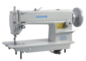High-Speed Single Needle Lockstitch Sewing Machine pictures & photos