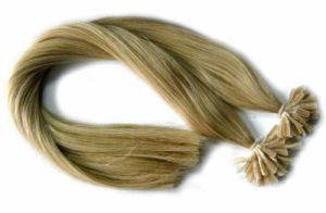 Keratin Nail Tip Hair Extension