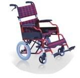 Chrildren Wheelchair Aluminum Wheelchair (Hz124-04-12) pictures & photos