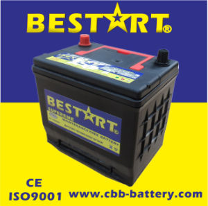 Wholesaler Price 60ah 12V SMF Auto Car Battery Vehicle 55D23-Mf pictures & photos
