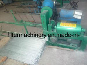 Low Labor Intensity Iron Wire Straightening Machine