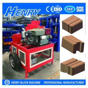Hr1-20 Soil Clay Brick Making Machine Hydraform Interlocking Brick Making Machine pictures & photos
