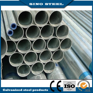 120g Zinc Coating Dx51d Galvanized Steel Pipe pictures & photos